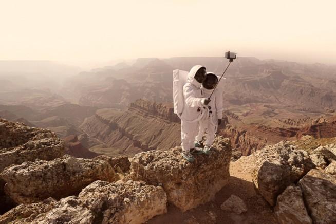 Greetings fro Mars