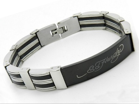 Free-shipping-New-Fashion-Silicone-stainless-steel-men-bracelet-men-s-fashion-accessories-Young-men-Gift