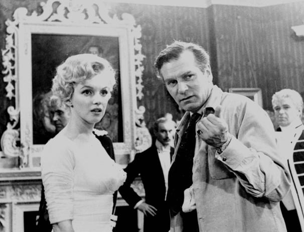 Marilyn-Monroe-Laurence-Olivier