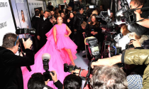 J-Lo Avant Premiere Jefa por accidente | New York